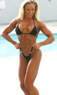 IFBB Fitness Pro Lisa Reed