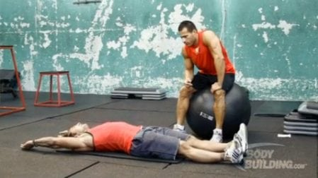 Julien Greaux's 365 Circuit Trainer: Day 4 – 6 Exercise Ab Circuit