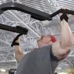 Flex Lewis Back Workout