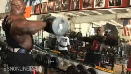 Ronnie Coleman: The Undiscovered Footage | The Goal