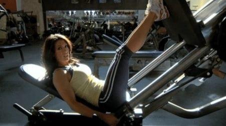 Amanda Latona's Pro Bikini Glute Workout