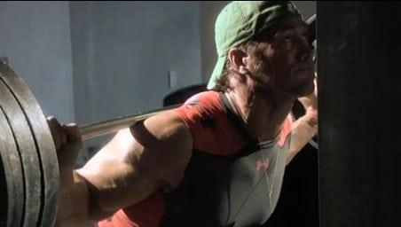 Mike O'Hearn Power Bodybuilding: Leg Workout