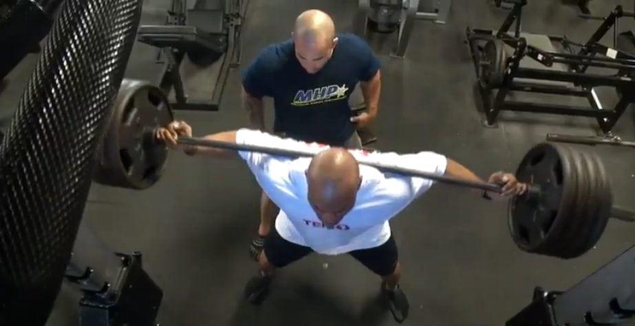 Morel and Rivera Killer Leg Workout