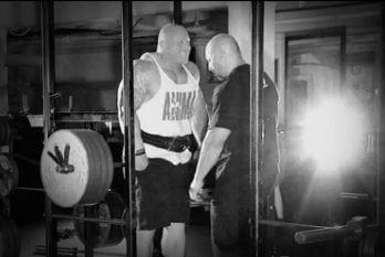 Animal Hellraiser Trainer: Hell Session 4 - Back/Traps/Rear Delts/Calves