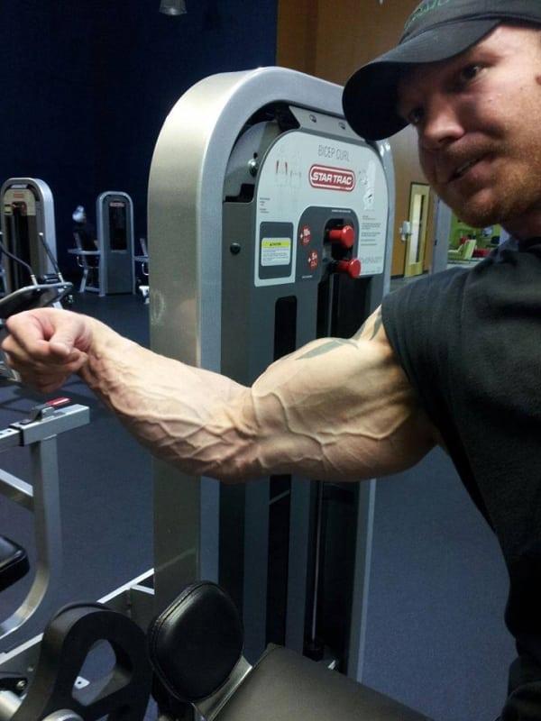 Cyberflexing.com Exclusive Interview With National Level NPC Bodybuilder David Ziegler