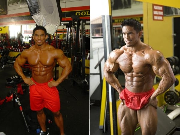 Cyberflexing.com Exclusive Interview With IFBB Pro Bodybuilder Stan McQuay