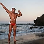 Cyberflexing.com Exclusive Interview With Diced Up WBFF Muscle Model Competitor Artemus Dolgin