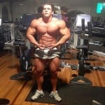 Cyberflexing.com Exclusive Interview With Amateur IFBB Bodybuilder Ben Townson