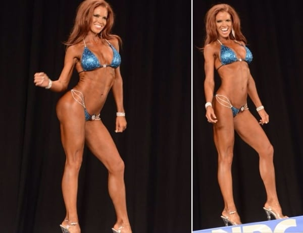 Cyberflexing.com Exclusive Interview With Fitness Model And NPC Bikini Competitor Karen Kennedy