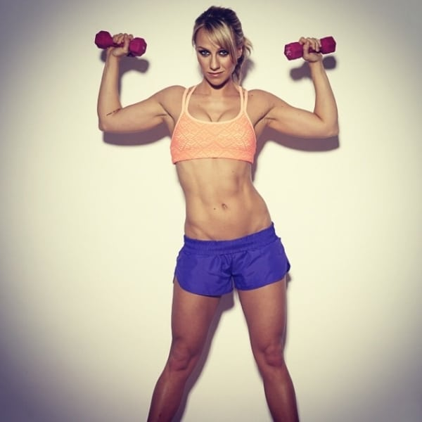 Cyberflexing.com Exclusive Interview With Personal Trainer And Nutritionist Chloe Madeley