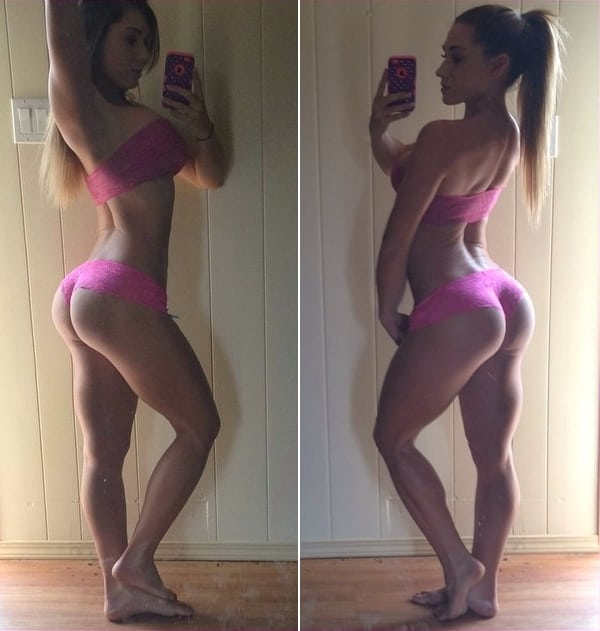 Cyberflexing.com Exclusive Interview With Amazing Fitness Model And Fitness Athlete Caitlin Rice
