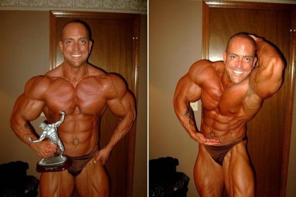 Cyberflexing.com Exclusive Interview With WBFF Pro Bodybuilder Frank Budelewski
