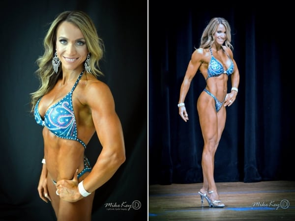 Cyberflexing.com Exclusive Interview With NPC Figure Competitor Stephanie Sexton
