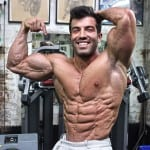 Cyberflexing.com Exclusive Interview With IFBB Amateur Bodybuilder & Personal Trainer Nelson Lopes