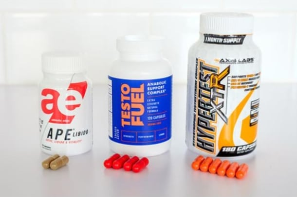 Testosterone Booster Research