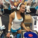 Cyberflexing.com Exclusive Interview With World's Fittest DJ And NPC Bikini Competitor Lauren Pappas