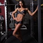 Cyberflexing.com Exclusive Interview With Fitness Model And NPC Bikini Competitor Aspen Rae