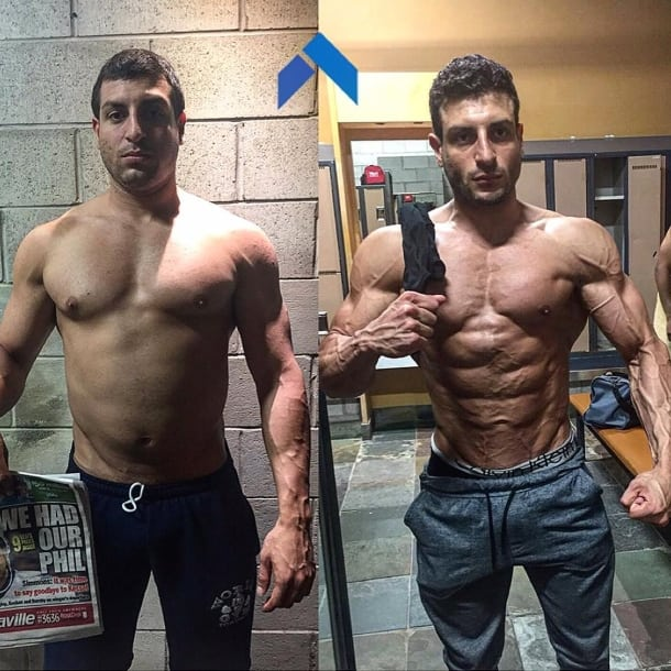 """Cyberflexing.com Exclusive Interview With WBFF Pro Fitness Model Amer """"The Hammer"""" Kamra"""