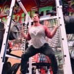 Bodybuilding Motivational Video: Mike O'Hearn Birthday Squats