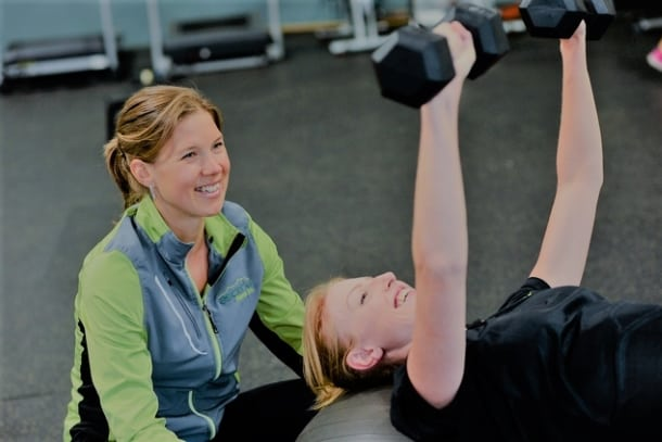 Busting The Myth On Women And Heavy Weights