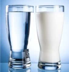 Mixing Protein Powder With Water Or Milk?