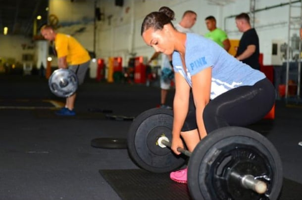 Why Women Shouldn't Be Afraid To Lift Heavy