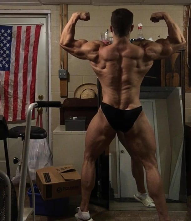Cyberflexing.com Exclusive Interview With Bodybuilder Prodigy Giovanni Constantino DelBiondo