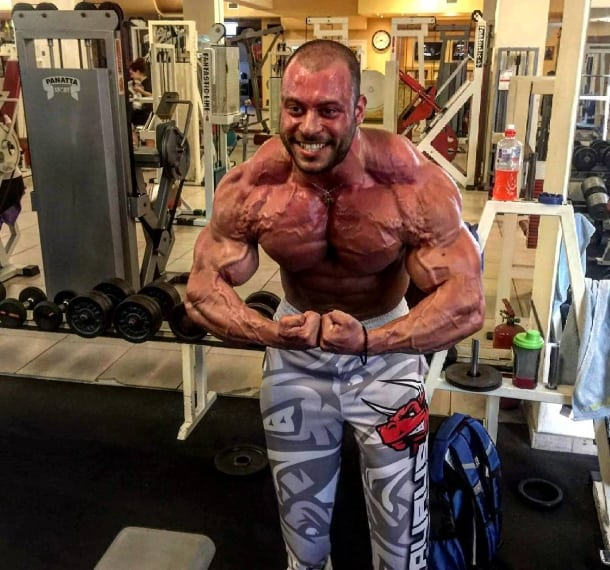 Cyberflexing.com Exclusive Interview With IFBB Champion Bodybuilder Nikos Mousounidis
