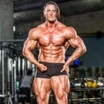 Cyberflexing.com Exclusive Interview With World's Tallest Bodybuilder Aaron W. Reed
