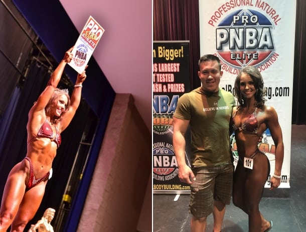 Cyberflexing.com Exclusive Interview With PNBA Pro Figure Competitor Victoria Hampton