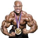 Phil Heath: The Best Motivational Photos And Inspirational Quotes