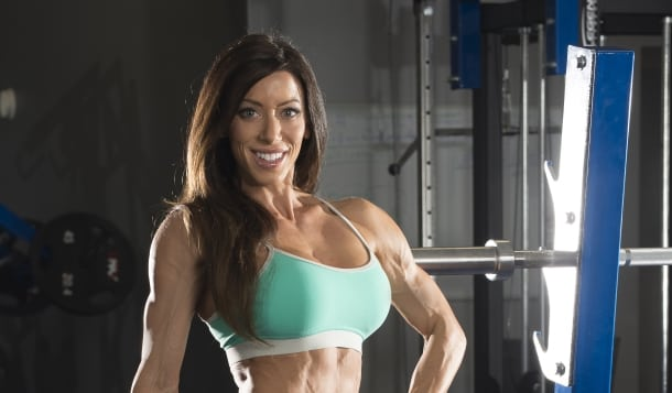 Cyberflexing.com Exclusive Interview With Pro Fitness Model Champion And Fitness Expert Julie Germaine