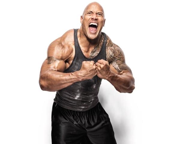Cyberflexing.com Star Profile: Dwayne Douglas Johnson - The Rock
