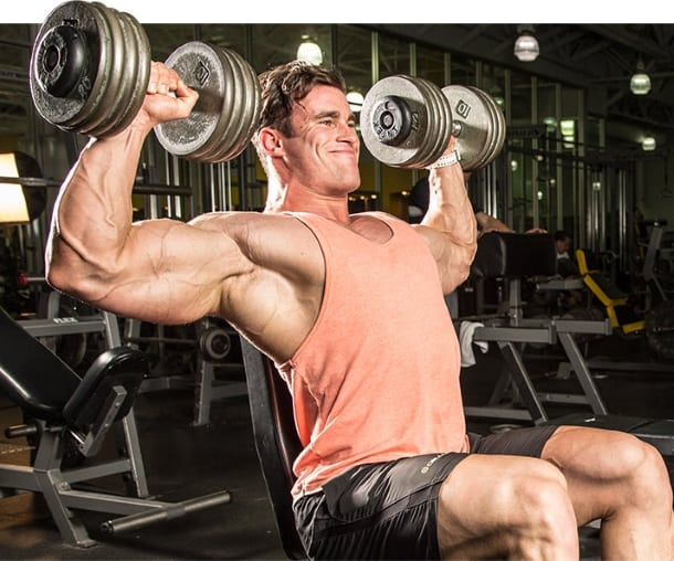 Delts To Die For