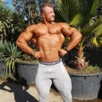 "Cyberflexing.com Exclusive Interview With IFBB Amateur Bodybuilder Pawel ""Superman"" Wodyk"