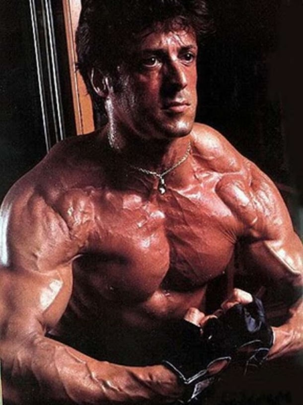 Sylvester Stallone: The Best Motivational Photos And Inspirational Quotes