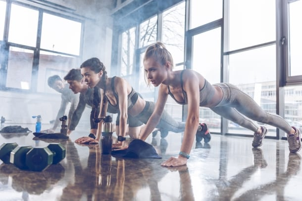 6 Best Gyms In The U.S.