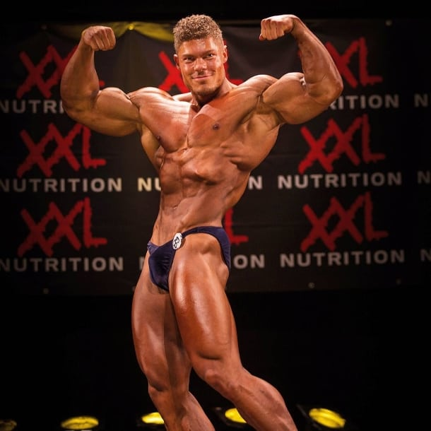 Cyberflexing.com Exclusive Interview With IFBB Pro Classic Bodybuilder Wesley Vissers