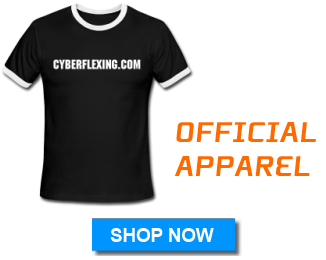 Cyberflexing.com Apparel